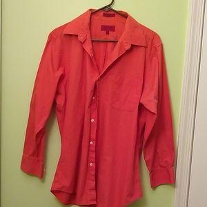 Men's Bergamo fitted dress shirt